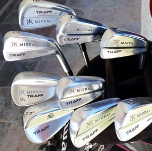 Tergus Customs Laser Engrave Your Golf Clubs 3 Initials